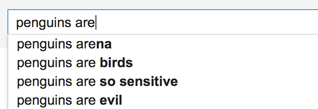 Autocomplete Poetry